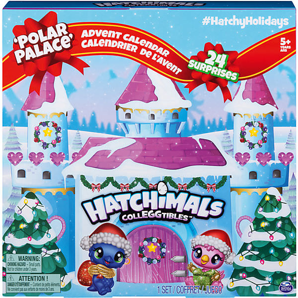 Hatchimals Adventkalender für Kinder