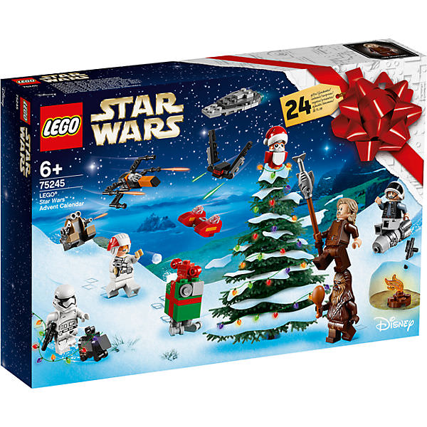 Lego Star Wars Adventkalender für Kinder